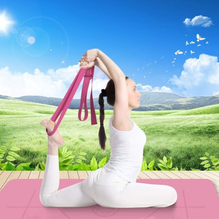 Thick PU TPE Eco Rubber Yoga Mat