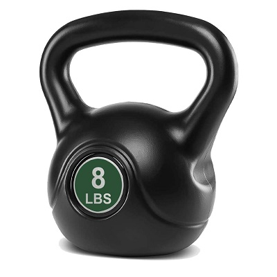 Multi-weight Sand filles adjustable weight kettlebell Featured Image