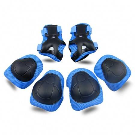 Knee Pads for Kids Knee and Elbow Pads with Wrist Guards 3 in 1