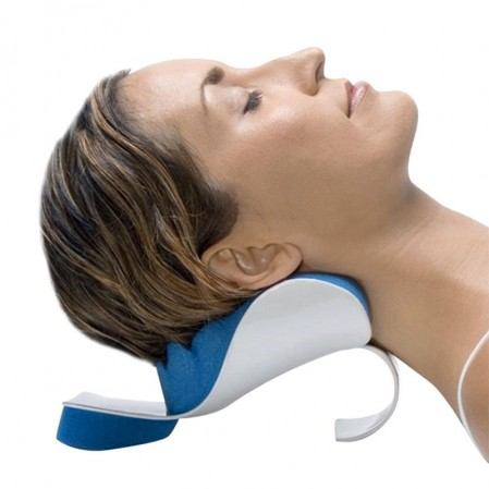 Massage Traction Pillow Chiropractic Pillow Neck Shoulder support Neck Pillow