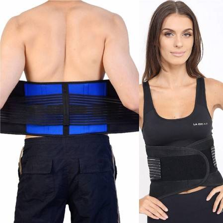 Waist Trimmer Belt, Slimmer Kit