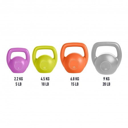 Multi-weight Sand filles adjustable weight kettlebell