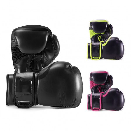 Essential Gel  Boxing  gloves Kickboxing Training Gloves