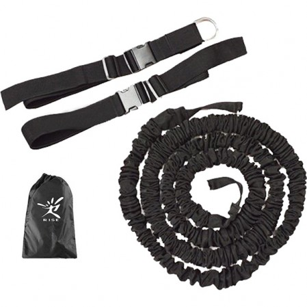 360 Dynamic Resistance and Assistance Trainer bungee cord belts