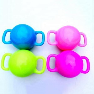 Customized Adjustable fitness Weight Water Kettlebell