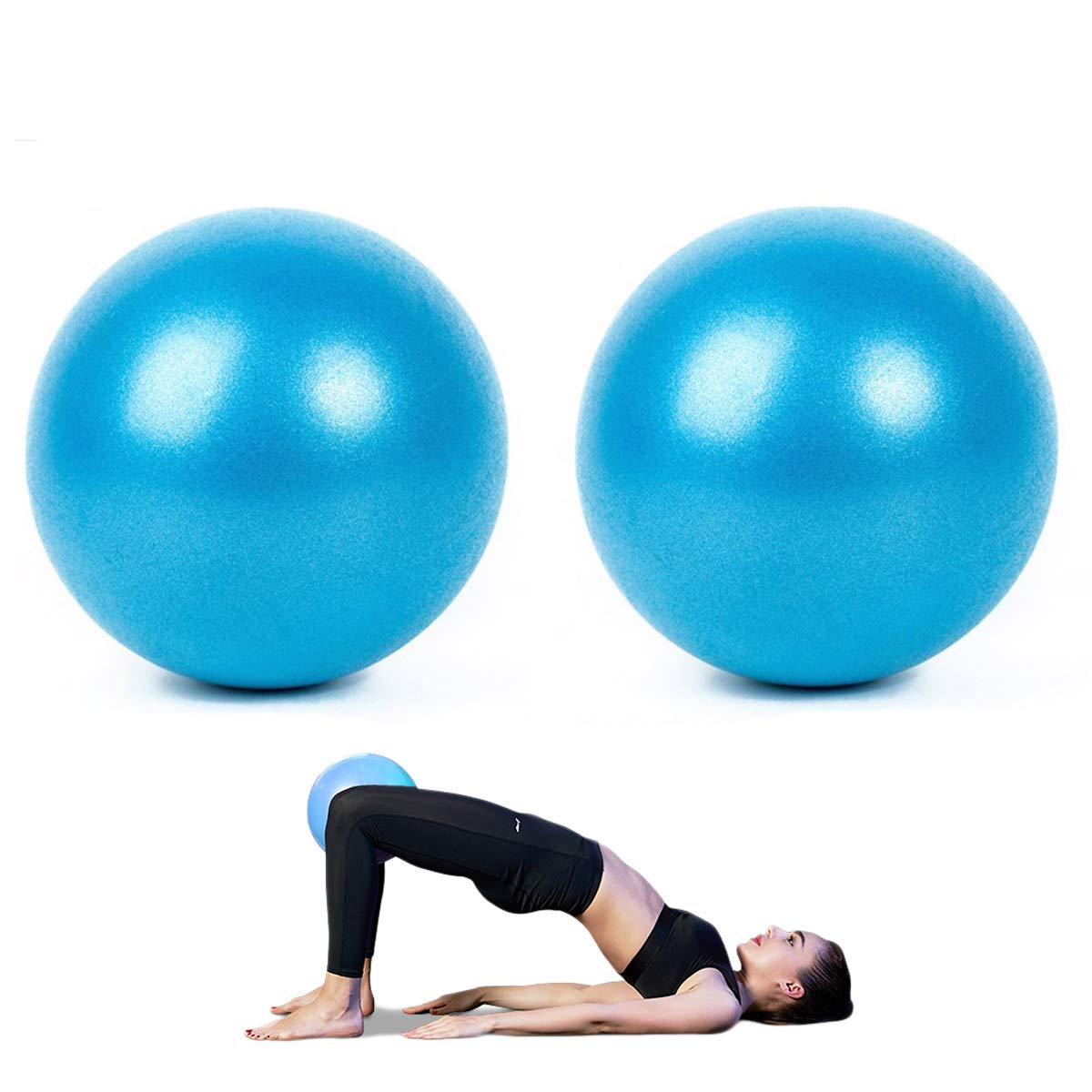 Mini Exercise Pilates  Stability 25 cm Yoga ball Featured Image