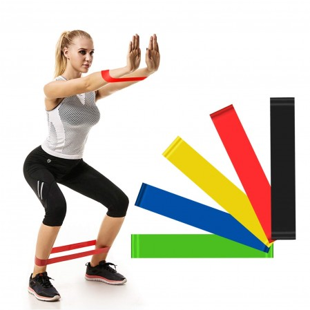 Resistance Bands for Home Fitness