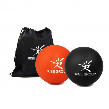 Lacrosse Balls Massage Ball Therapy Trigger Point yoga Balls