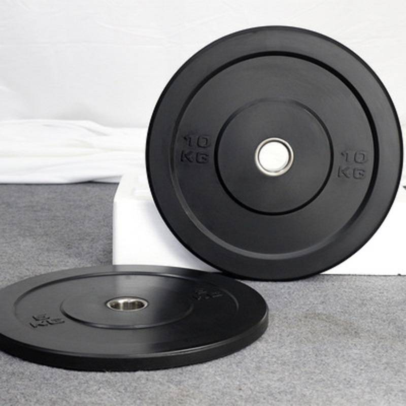 Free Weight Plate with 2 inch, Rubber Barbell Weight Featured Image