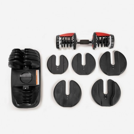 Adjustable Dumbbells in 24 or 40 KG in case