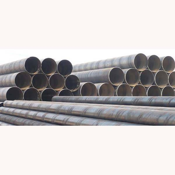 Discount wholesale Seamless Steel Pipe Ltd - SSAW Structural Pipe – Rise Steel