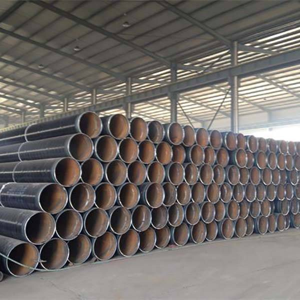 China Factory for Black Malleable Iron Tee - SSAW Structural Pipe – Rise Steel
