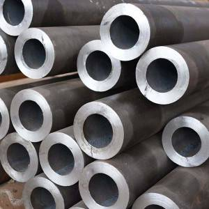 Wholesale ODM Hot Dip Galvanized Steel Pipe Fittings - Seamless Structures Tube – Rise Steel