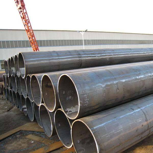 High Quality Metal Scaffold Plank - ERW Structural Pipe – Rise Steel detail pictures
