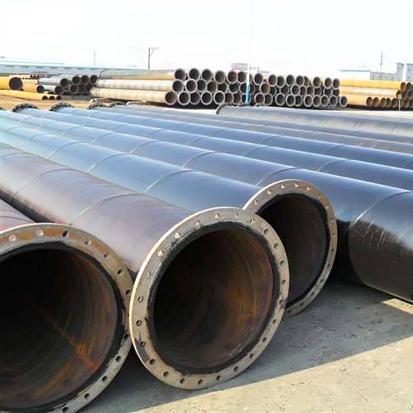 Excellent quality Welded Pipe Fittings - SSAW Coating Pipe – Rise Steel