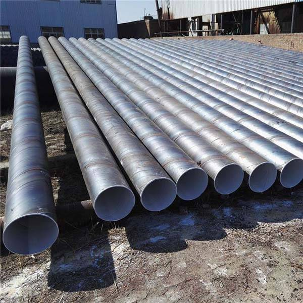 Popular Design for Galvanized Square Pipe - SSAW Transmission Pipe – Rise Steel detail pictures