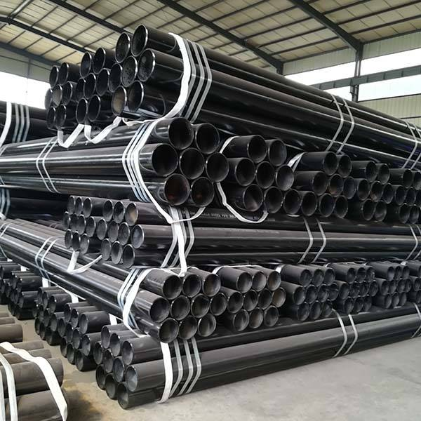 High definition Black Round Steel Pipe - Boiler Tube – Rise Steel