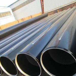 IOS Certificate 18 Inch Welded Stainless Steel Pipe - Structures Tube – Rise Steel