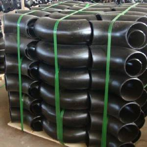 CE Certificate Galvanized Ssaw Steel Pipe - elbow – Rise Steel