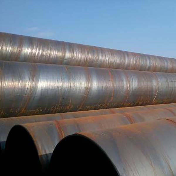 Hot sale Welded Steel Pipes And Tubes - SSAW Transmission Pipe – Rise Steel