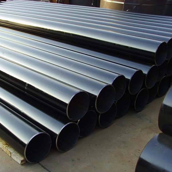 Short Lead Time for A106 Gr.b Carbon Steel Pipe - Erw Transmission Pipe – Rise Steel