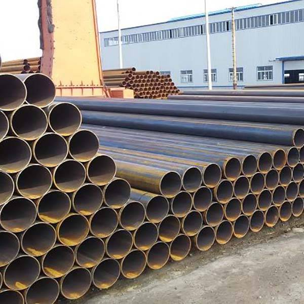 Trending Products Erw Round Steel Pipes - LSAW Structural Pipe – Rise Steel detail pictures