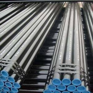 100% Original Polyethylene Coated Steel Pipe - Seamless Line Pipe – Rise Steel