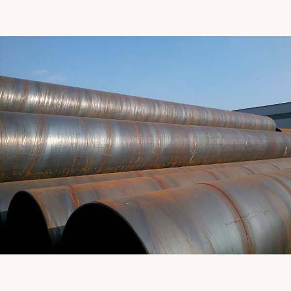 Hot sale Factory Black Seamless Pipe Tubes - SSAW Transmission Pipe – Rise Steel