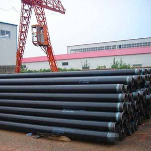 New Fashion Design for Structure Seamless Steel Tube - ERW Coating Pipe – Rise Steel