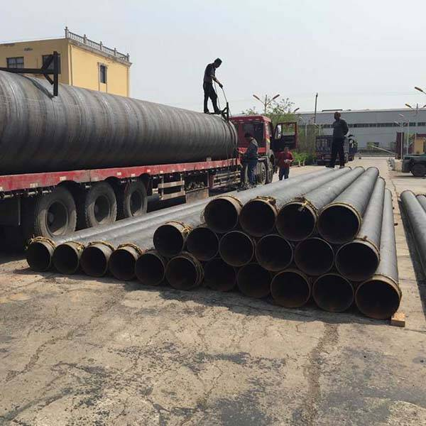 Best-Selling Oil Line Pipe - SSAW Structural Pipe – Rise Steel detail pictures