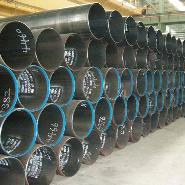 Reasonable price Polyurethane Thermal Insulation Steel Pipe - LSAW Transmission Pipe – Rise Steel Featured Image