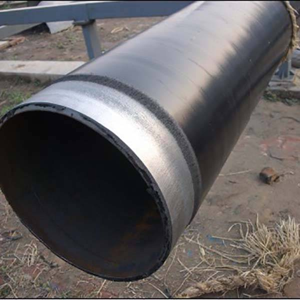 China New Product Threaded Elbow - ERW Coating Pipe – Rise Steel