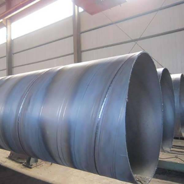 Popular Design for Galvanized Square Pipe - SSAW Transmission Pipe – Rise Steel