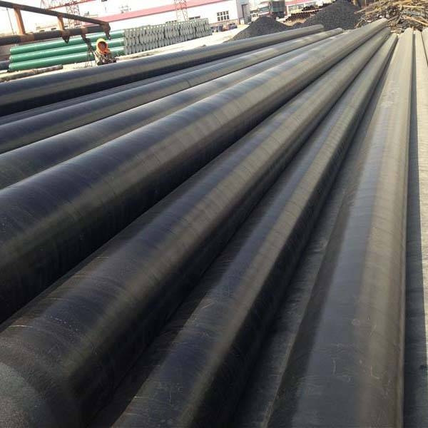 Factory Free sample Water Supply System Pipe Connection - LSAW Structural Pipe – Rise Steel