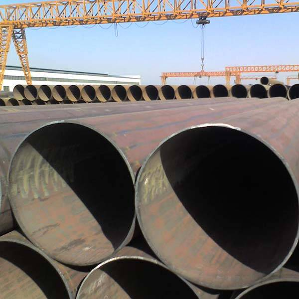 Manufacturer of Round Seamless Steel Pipe - ERW Structural Pipe – Rise Steel detail pictures