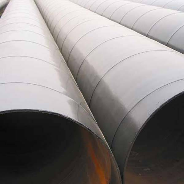 Online Exporter Carbon Fiber Tube - SSAW Coating Pipe – Rise Steel detail pictures