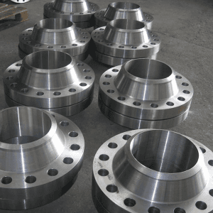 High definition Black Round Steel Pipe - flange – Rise Steel