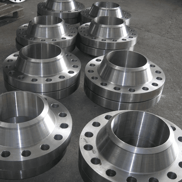 OEM Customized Seamless Carbon Tube - flange – Rise Steel detail pictures