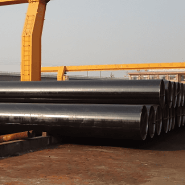 Supply OEM Black Square Steel Tubes - LSAW Structural Pipe – Rise Steel detail pictures