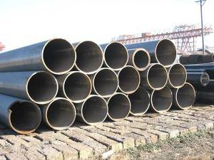 Best Price Ms Welded Erw Black Iron Pipe