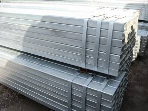 Good price china q195 mild steel rectangular pipes, Hot Dipped Galvanized Square Tube/Rectangular Hollow Section
