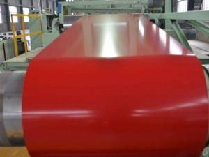 2018 Hot Selling ppgi/prepainted galvanized steel coil/sheet metal roofing rolls