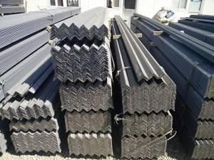 Hot Rolled Mild Steel Equal/Unequal Angle Steel