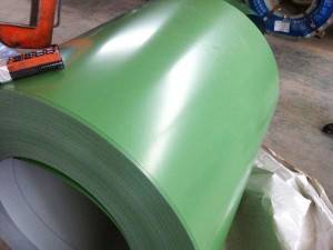 Factory Color Coated Roofing Sheet Prepainted Galvanized Steel Coil PPGI