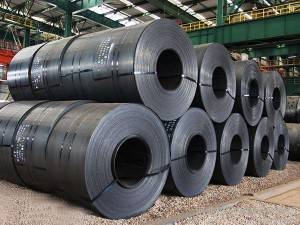 Hot Rolled Steel Coil - JIS G3132 SPHT-1