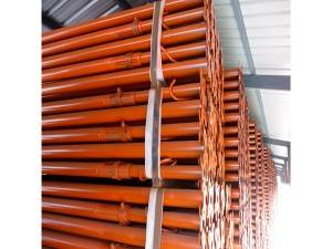 FORWARD STEEL strong galvanized steel scaffolding props for construction
