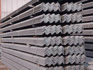 Galvanized Hot Rolled Angle Steel