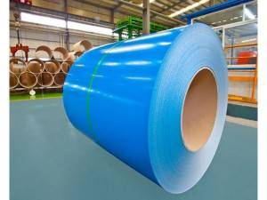 PPGL/color coated steel coil/Prepainted Galvanized Steel Coil/PPGI