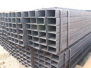 Q235 Erw Thin Wall Steel Square Pipe With Best Price