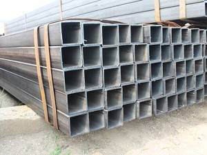 Tube Size Mild Steel Hollow Section Rectangular Pipe